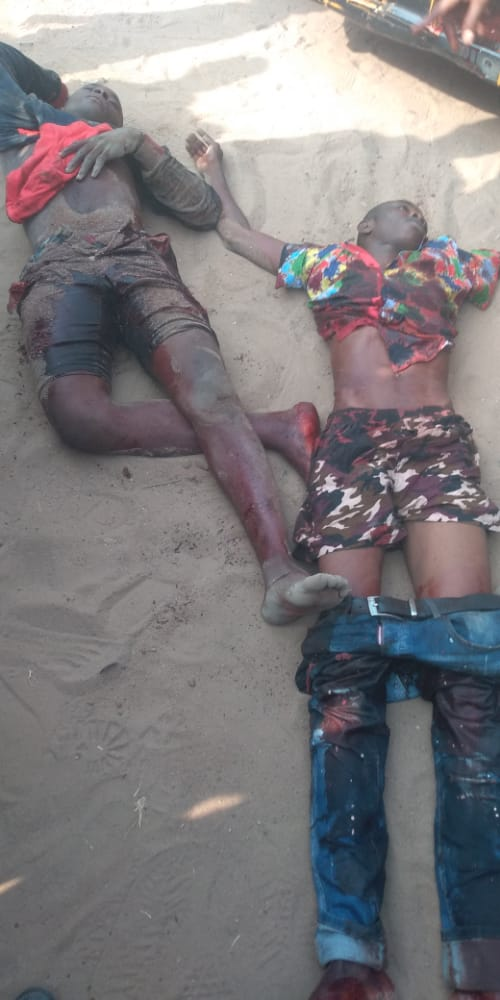 Reason, Police Gun Down Two Armed Robbers In Anambra State